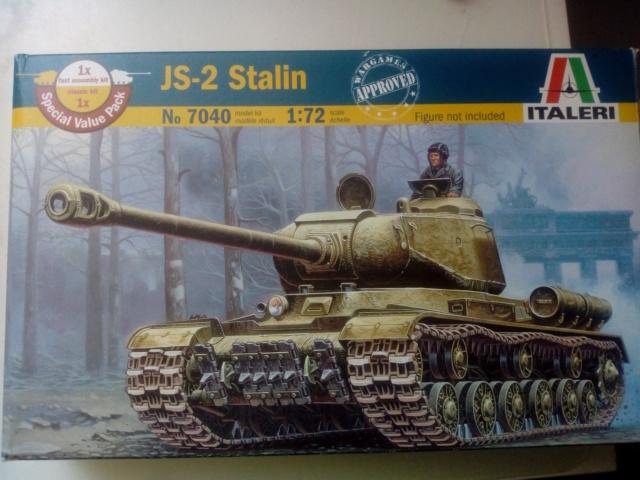 JS-2 Stalin -- Italeri -- 1/72 Js_2_s10