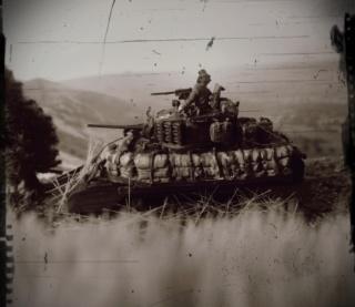 M5A1 - Mirage Hobby --1/72 Przo_d13