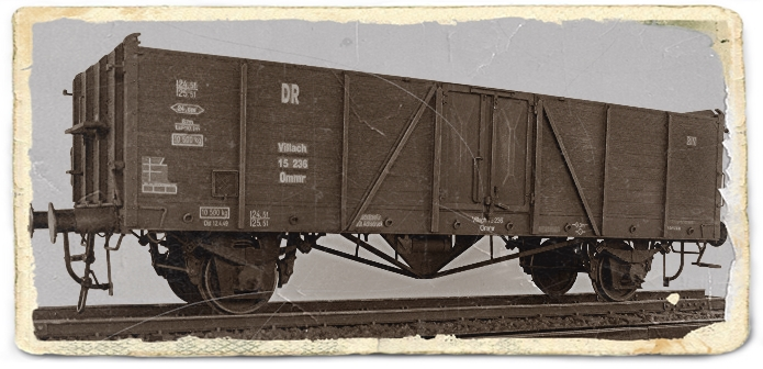 German Railway Gondola Typ Ommr 1/35 Dragon Wagon_10