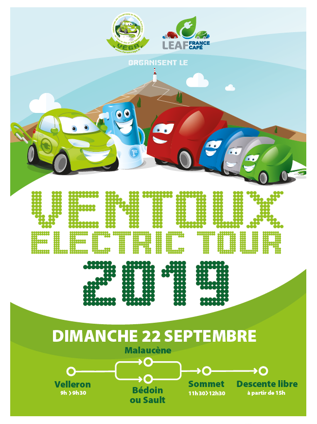 Ventoux Electric Tour 2019 Ventou10