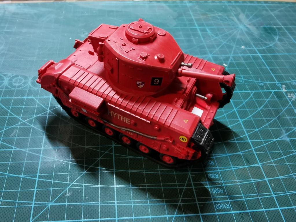 British Infantry Tank Churchill, Meng, World War Toons Img_2078