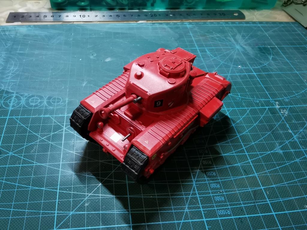British Infantry Tank Churchill, Meng, World War Toons Img_2079