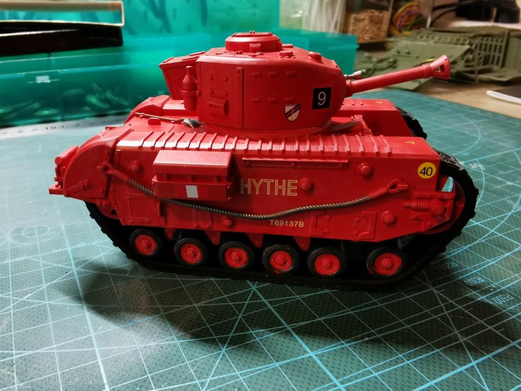 British Infantry Tank Churchill, Meng, World War Toons Img_2081
