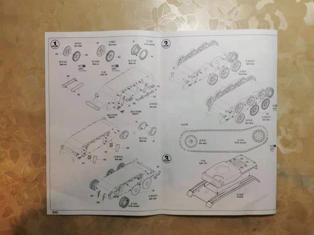 PzKpfw I Ausf C (VK 601) Wecha104