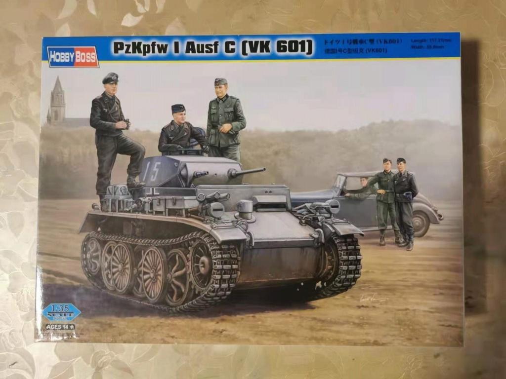 PzKpfw I Ausf C (VK 601) Wechat98