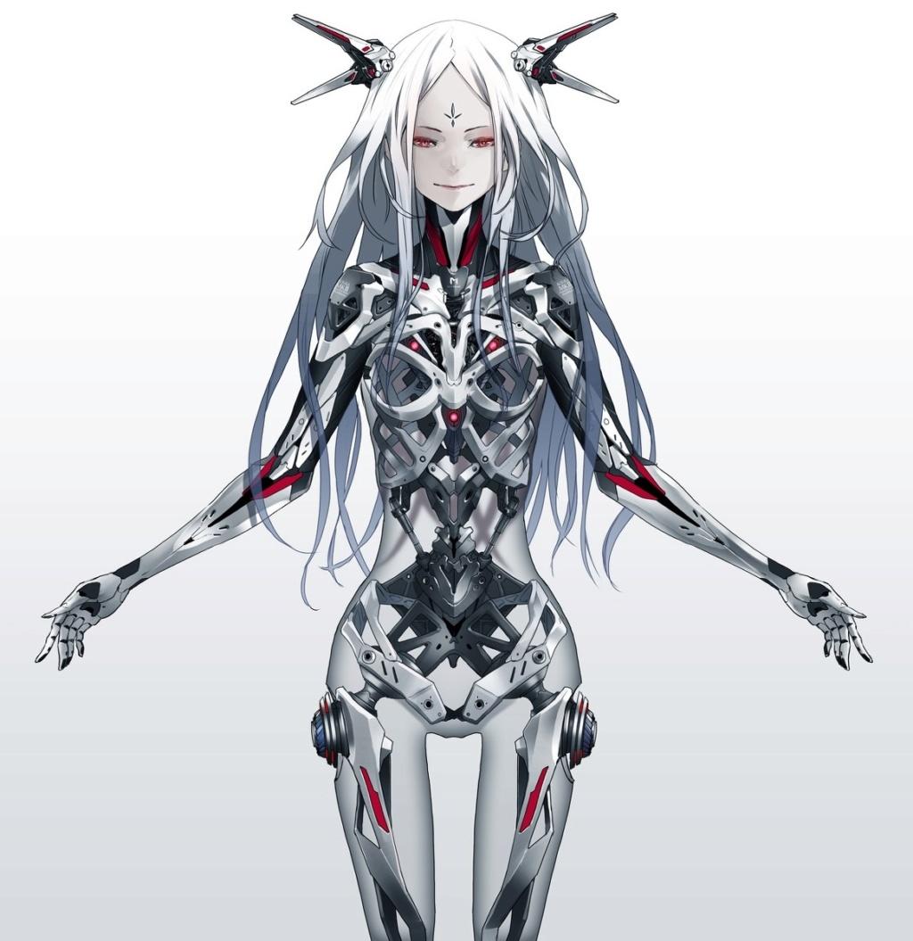 Minerva  Cyborg10