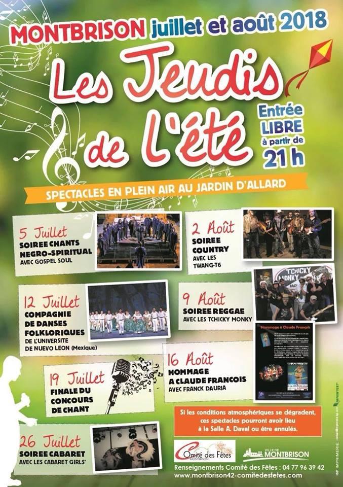 Concert Country à Montbrison 35760910