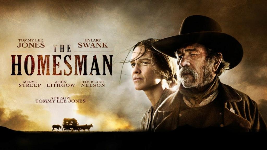 Nos westerns préférés de ces 10 dernieres années: the homesman Homesm10