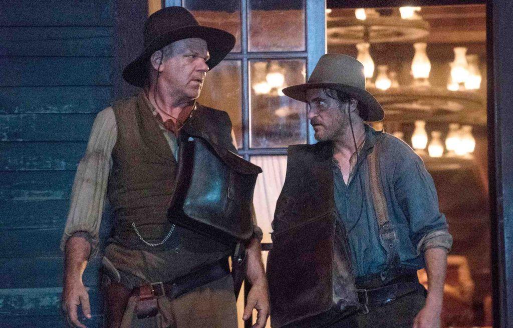 Nos westerns préférés de ces 10 dernieres années: les frères sisters Resize10
