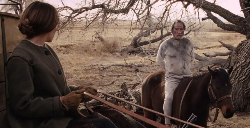 Nos westerns préférés de ces 10 dernieres années: the homesman The-ho10