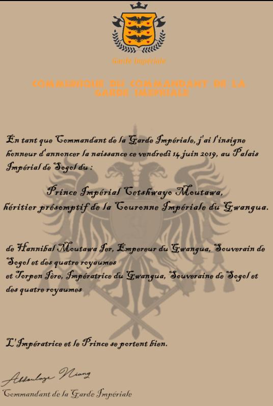 Diplomatie de l'Empire du Gwangua Commun12