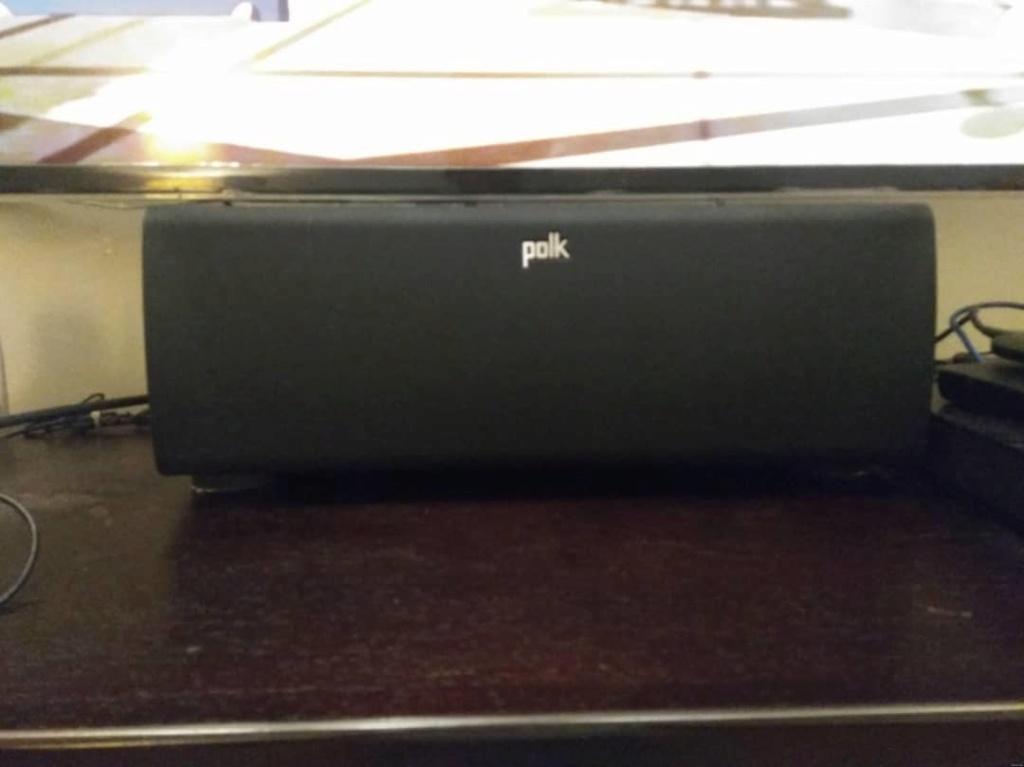 Sold-Polk TSX 150C Center Speaker Whatsa10