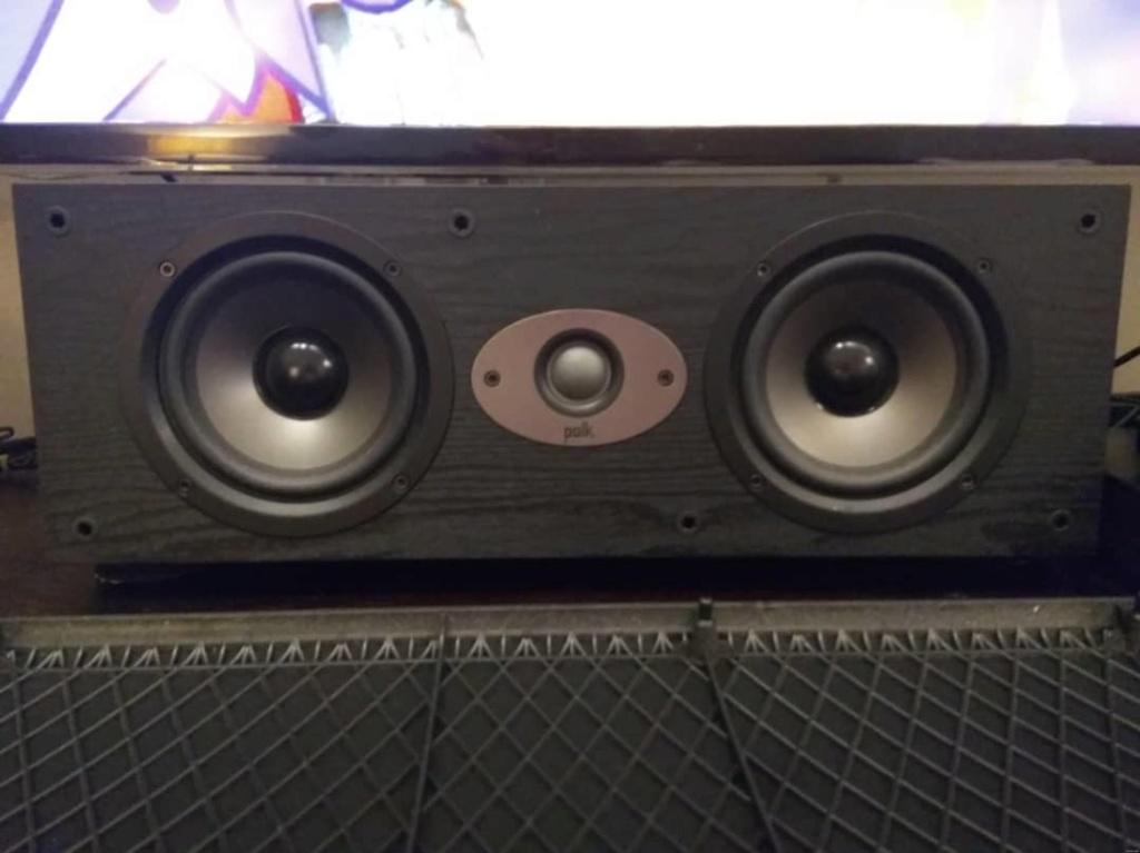 Sold-Polk TSX 150C Center Speaker Whatsa11