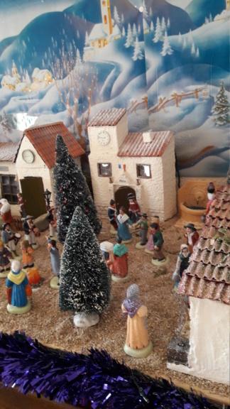Village de noêl 2018 de Micheline 20181223