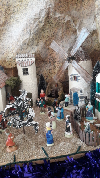 Village de noêl 2018 de Micheline 20181229