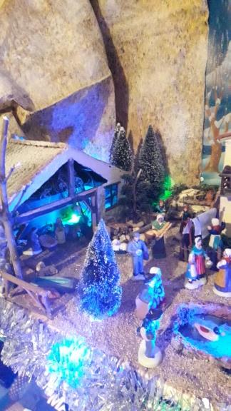 Village de noêl 2018 de Micheline 20181233