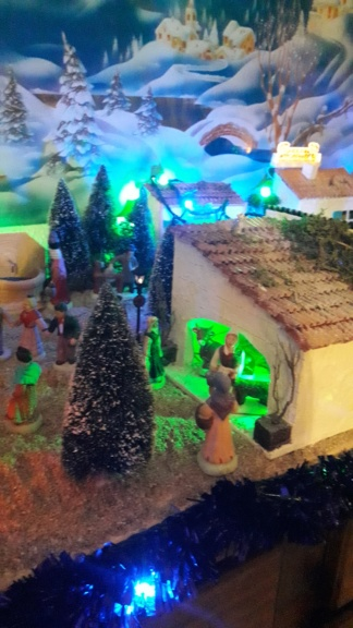 Village de noêl 2018 de Micheline 20181234