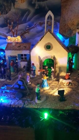 Village de noêl 2018 de Micheline 20181237