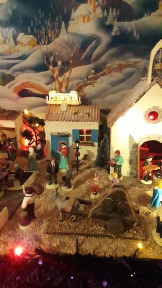 Village de noêl 2018 de Micheline 20181238