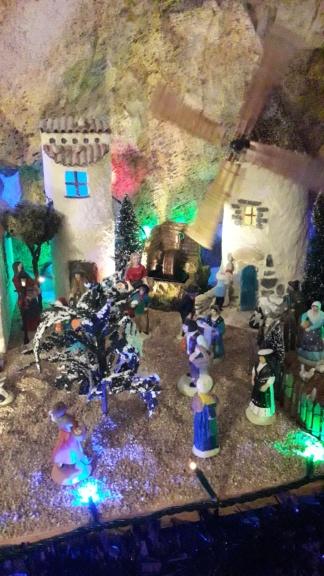 Village de noêl 2018 de Micheline 20181239