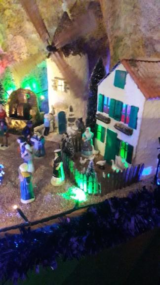 Village de noêl 2018 de Micheline 20181240