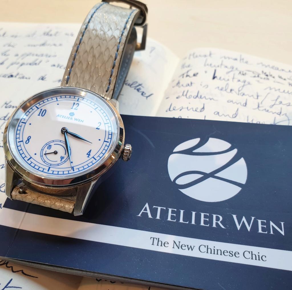 """Atelier Wen (ou """"De la Volonté de Créer une Marque de Montres Chinoises"""", TII) - Page 27 Wecha300"""