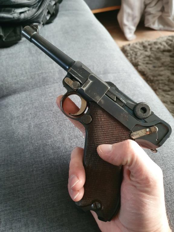 Mon Luger P08 DWM 1915 régimenté 20191211