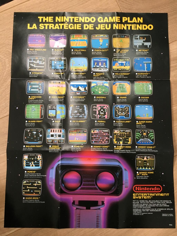 Publicités Nintendo, posters, pad 8BitDo SFC30 - POP Megaman, Star Wars... Img_7213