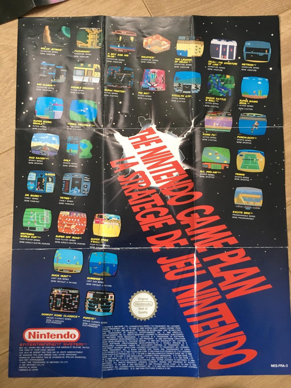 Publicités Nintendo, posters, pad 8BitDo SFC30 - POP Megaman, Star Wars... Img_7214