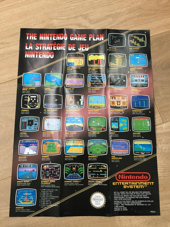 Publicités Nintendo, posters, pad 8BitDo SFC30 - POP Megaman, Star Wars... Img_7215