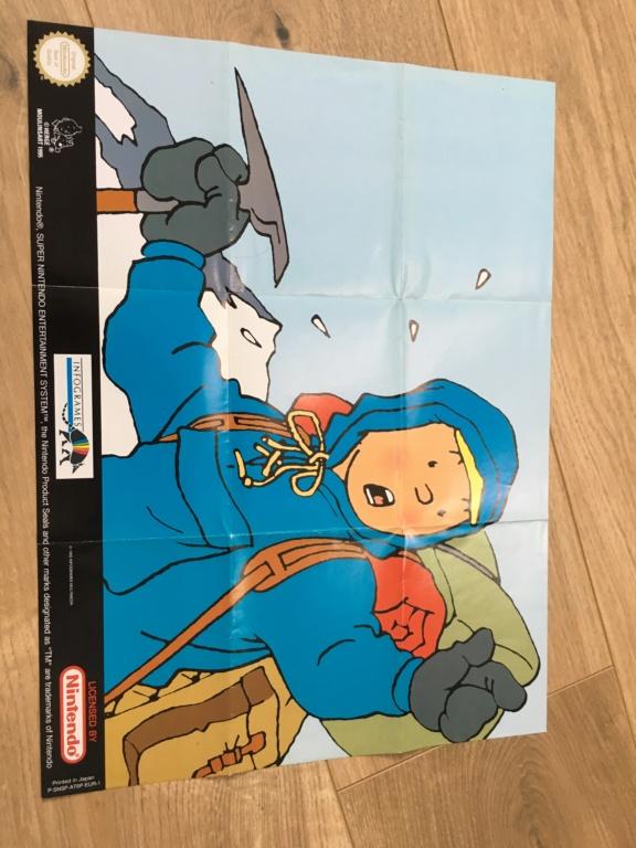 Publicités Nintendo, posters, pad 8BitDo SFC30 - POP Megaman, Star Wars... Img_7217