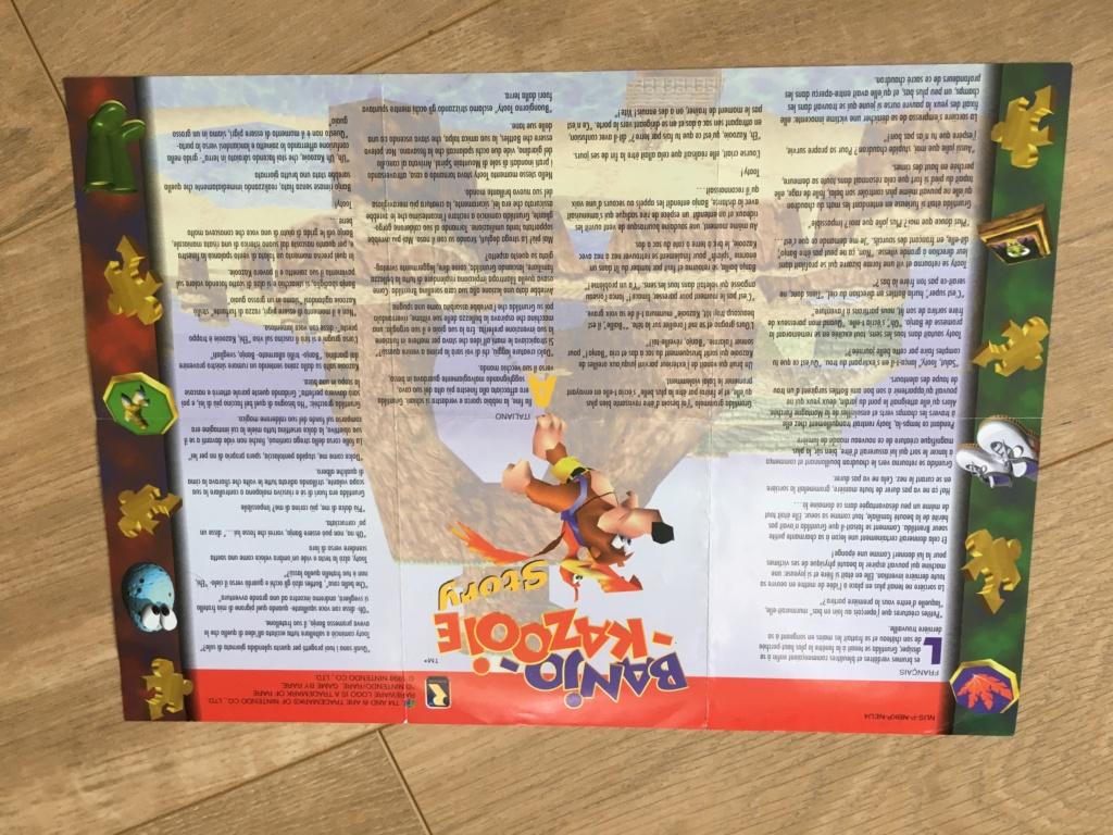 Publicités Nintendo, posters, pad 8BitDo SFC30 - POP Megaman, Star Wars... Img_7225