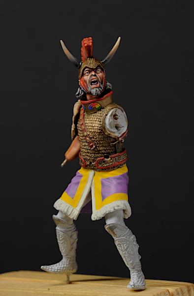 Agamemnon roi de Mycènes-terminé. Dsc_2811