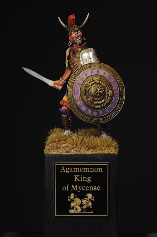 Agamemnon roi de Mycènes-terminé. Dsc_2815