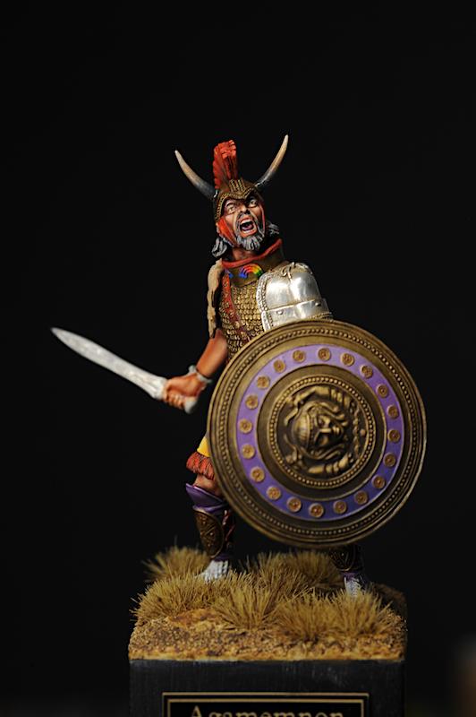 Agamemnon roi de Mycènes-terminé. Dsc_2816