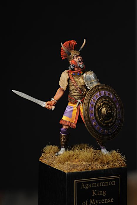 Agamemnon roi de Mycènes-terminé. Dsc_2817