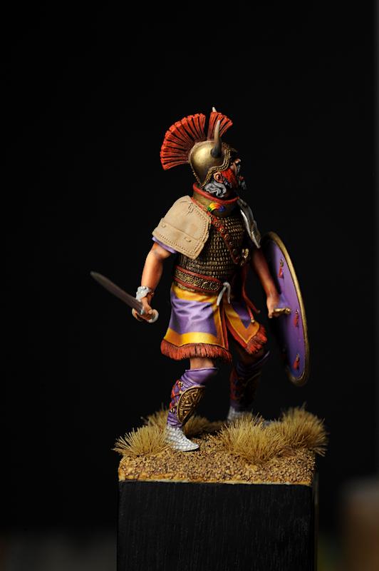 Agamemnon roi de Mycènes-terminé. Dsc_2818