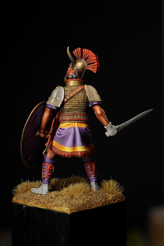 Agamemnon roi de Mycènes-terminé. Dsc_2819