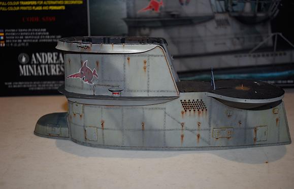U-boat Andréa 54 mm Sous_m10