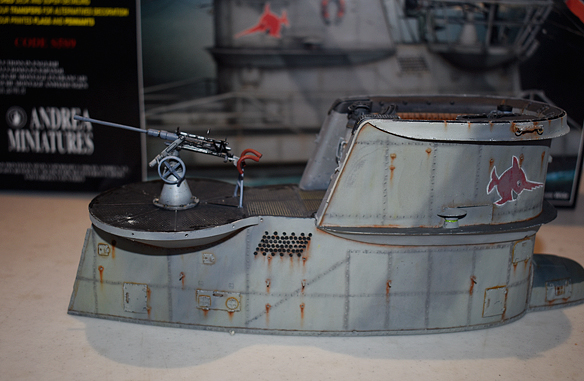 U-boat Andréa 54 mm Sous_m11