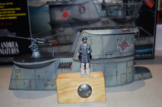 U-boat Andréa 54 mm Sous_m15