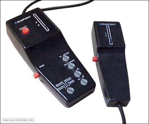 Recherche le modèle d'une console Pong Blaupu10