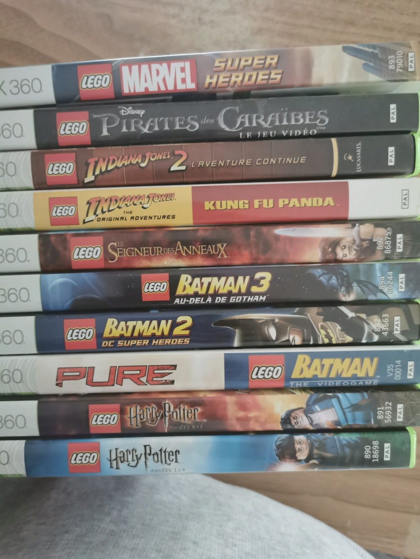 "RCH- ""Full set"" Lego xbox360. Img_2087"