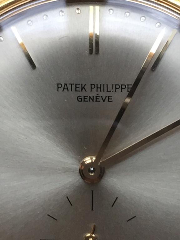 patek - Patek Pilippe Calatrava 3445 ... esprit vintage 7bfc7c10