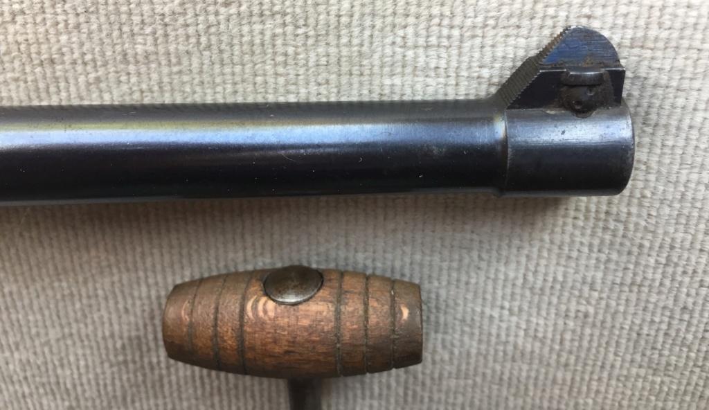 Luger LP 08 DWM 1917 étui et accessoires  8ed3e210