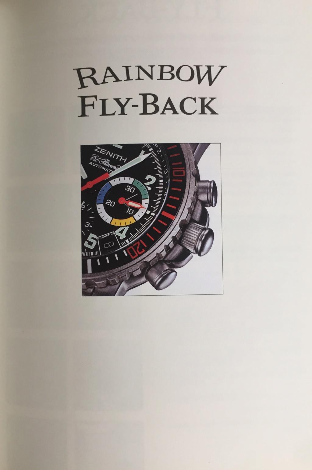 Pourquoi faut-il absolument avoir une Rainbow Fly-back de Zenith ... - Page 7 Bd755810