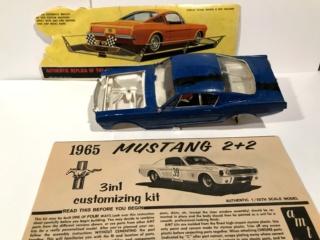1965/66 AMT Mustang Fastback Restoration Img_4314