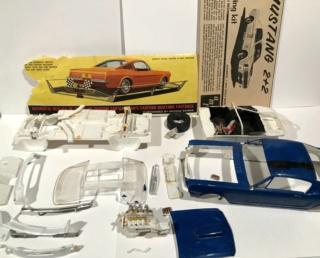 1965/66 AMT Mustang Fastback Restoration Img_4315