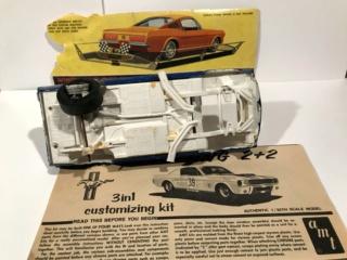 1965/66 AMT Mustang Fastback Restoration Img_4316