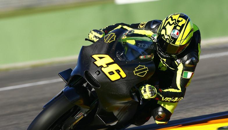 HD & Valentino Rossi 92099010